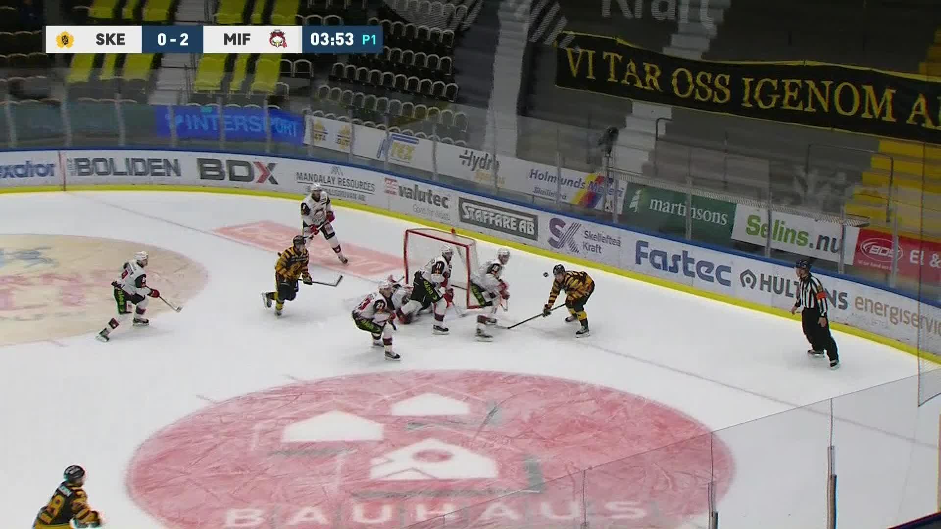 Skellefteå AIK - Malmö Redhawks 1-2