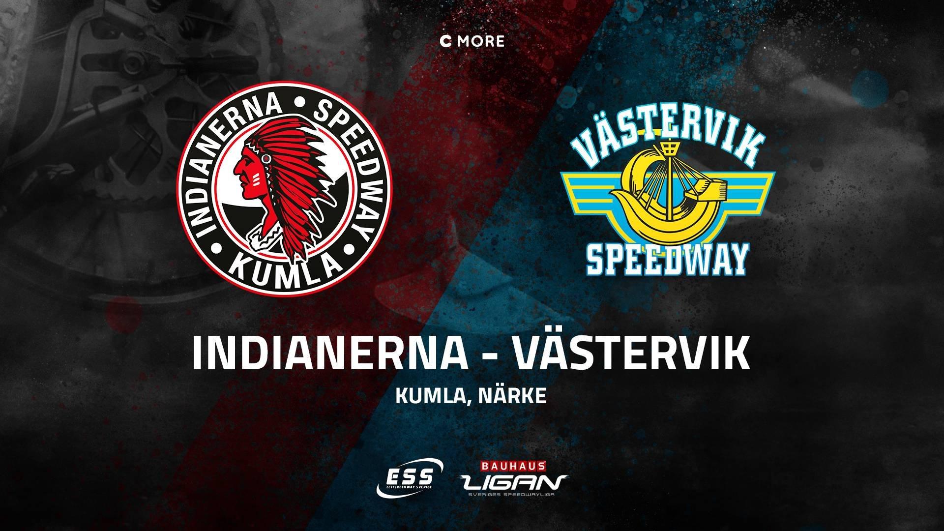Indianerna - Västervik