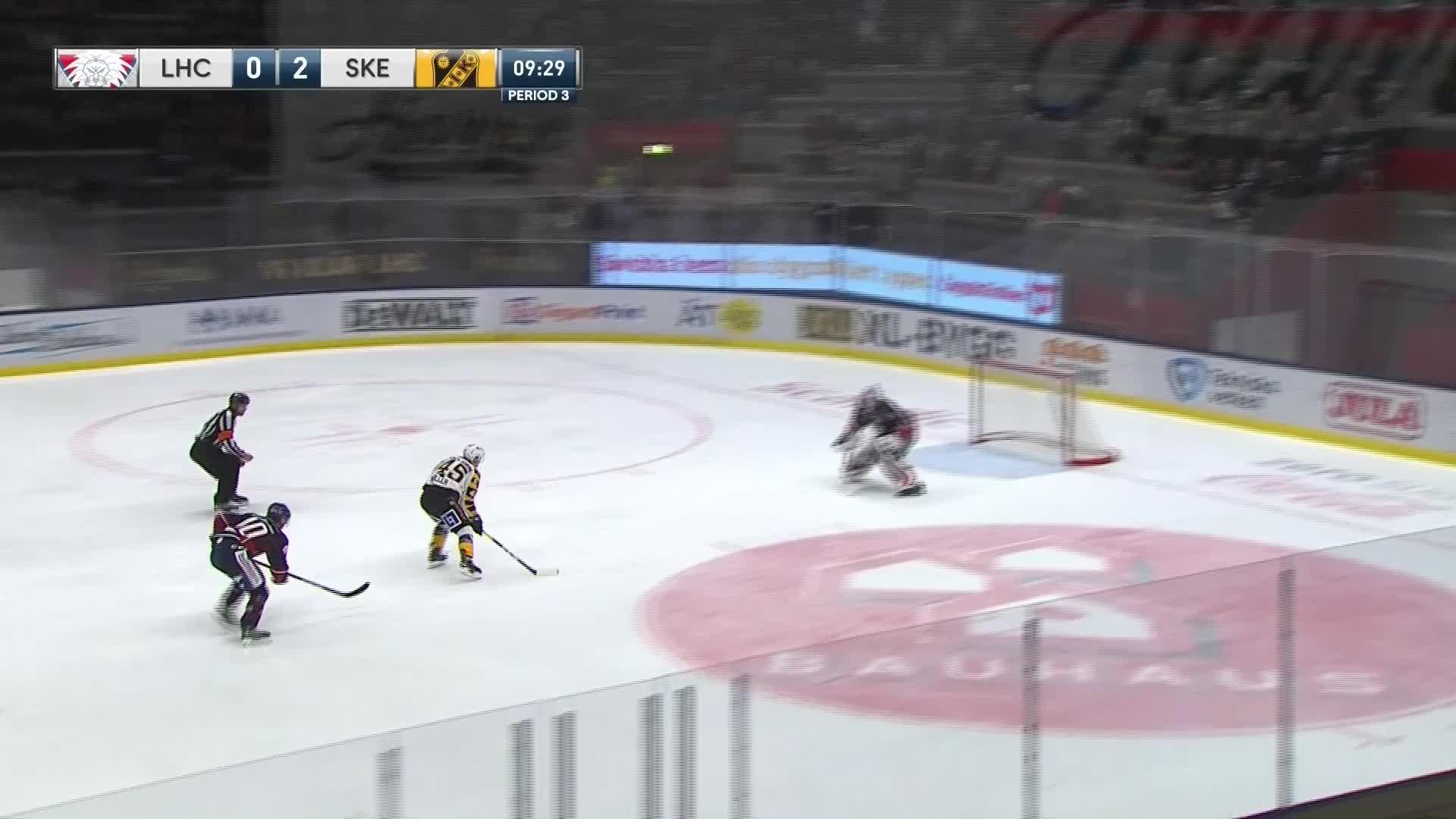 Linköping HC - Skellefteå AIK 0-3