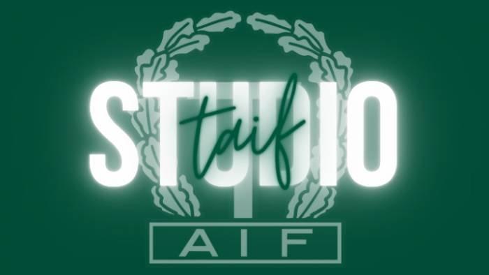 Styrelseordförande och VD gästar Studio TAIF