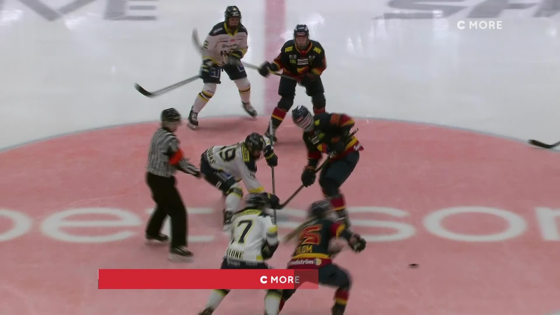 Highlights Semifinal 1:5: Djurgården-HV71 26 februari