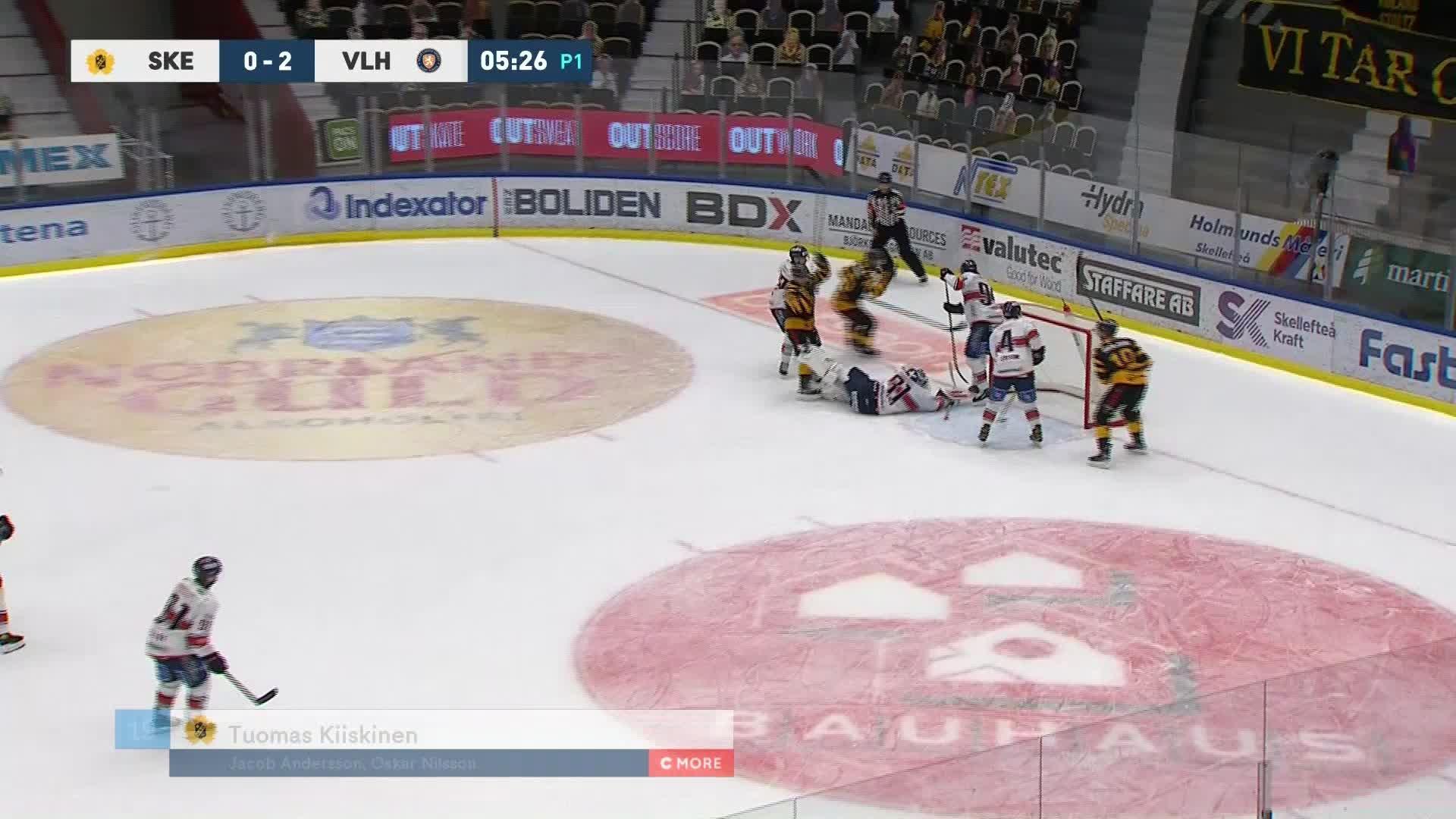 Skellefteå AIK - Växjö Lakers 1-2