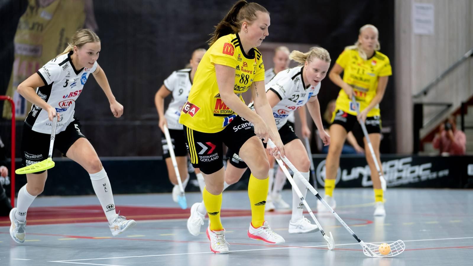 Highlights: Endre IF - Nacka Wallenstam IBK