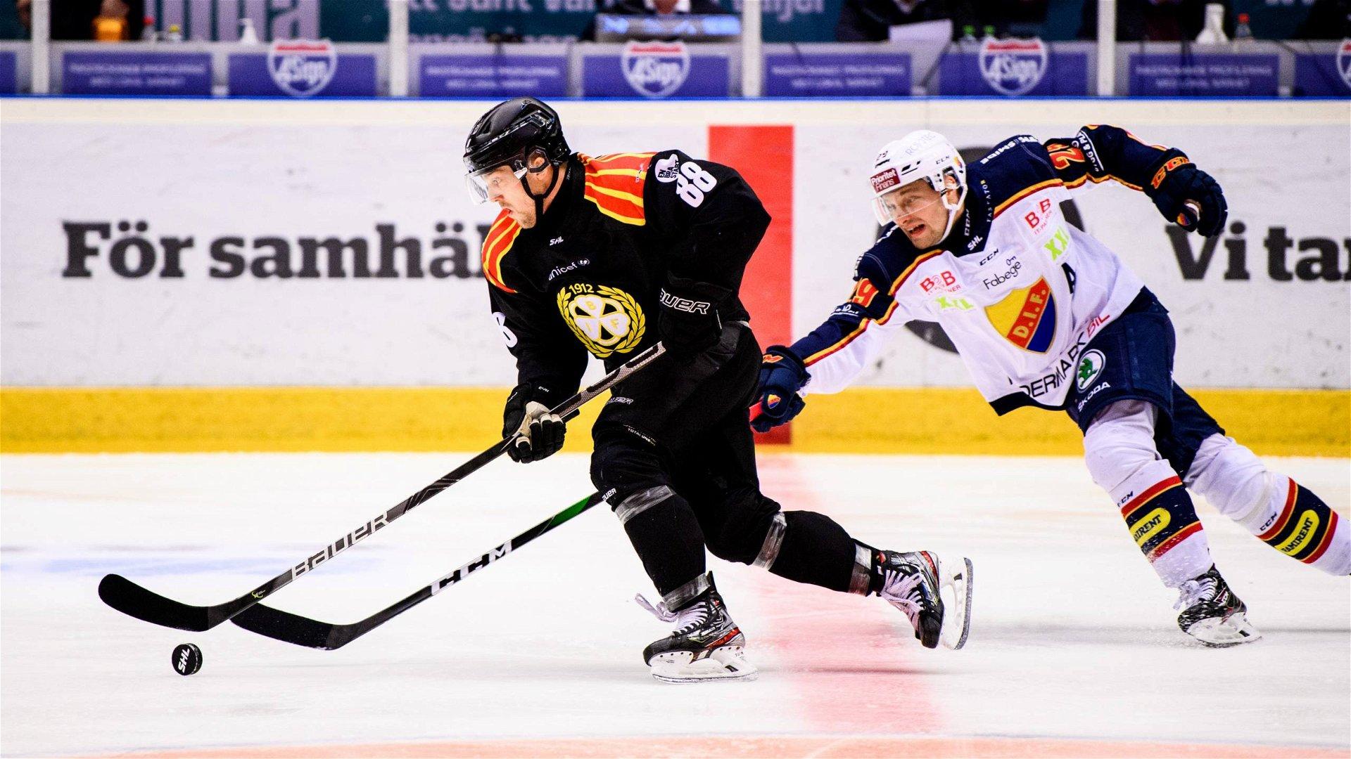 Brynäs IF - Djurgården Hockey