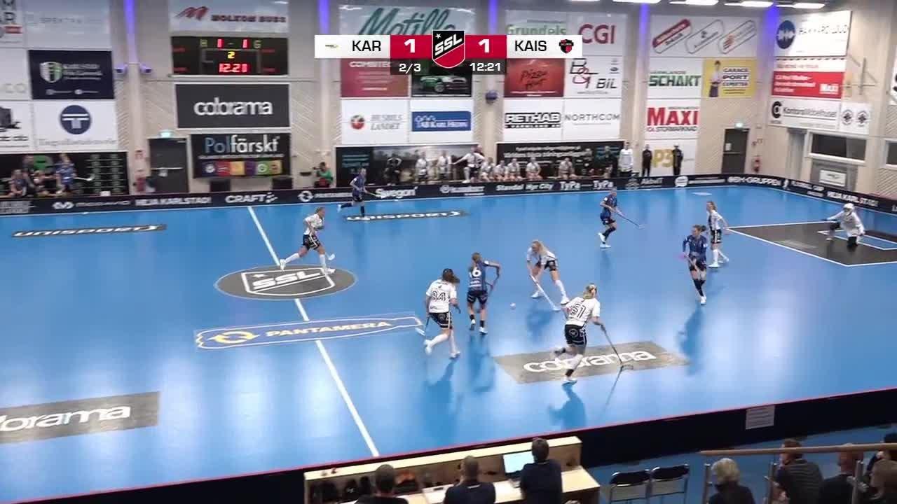Highlights: Karlstad IBF - KAIS Mora IF