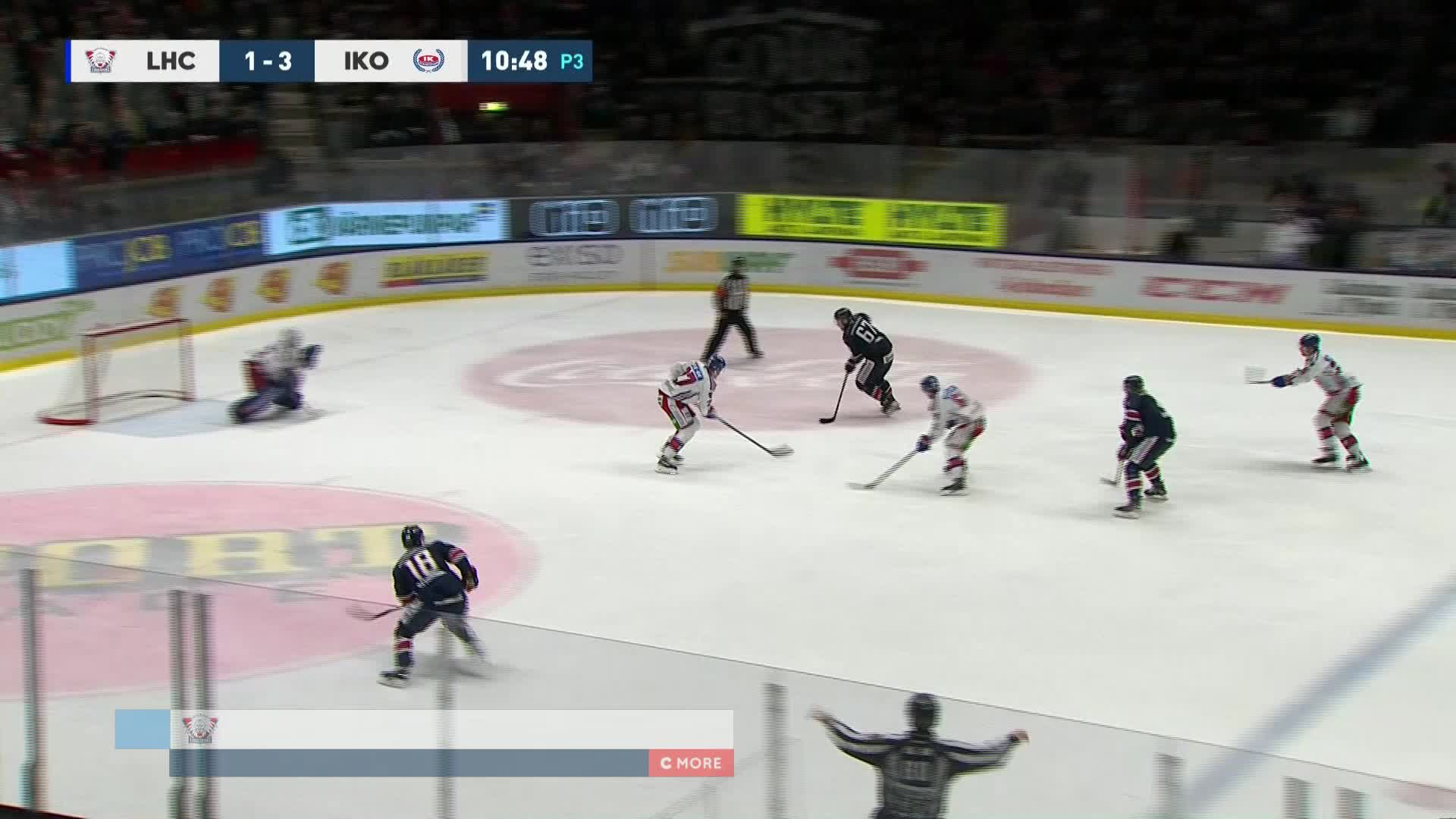 Linköping HC - IK Oskarshamn 2-3