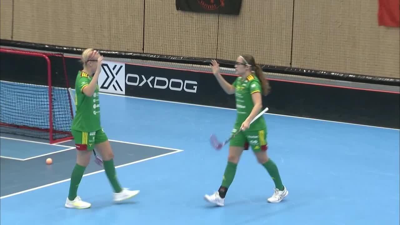 Highlights: Västerås Rönnby IBK-Team Thorengruppen