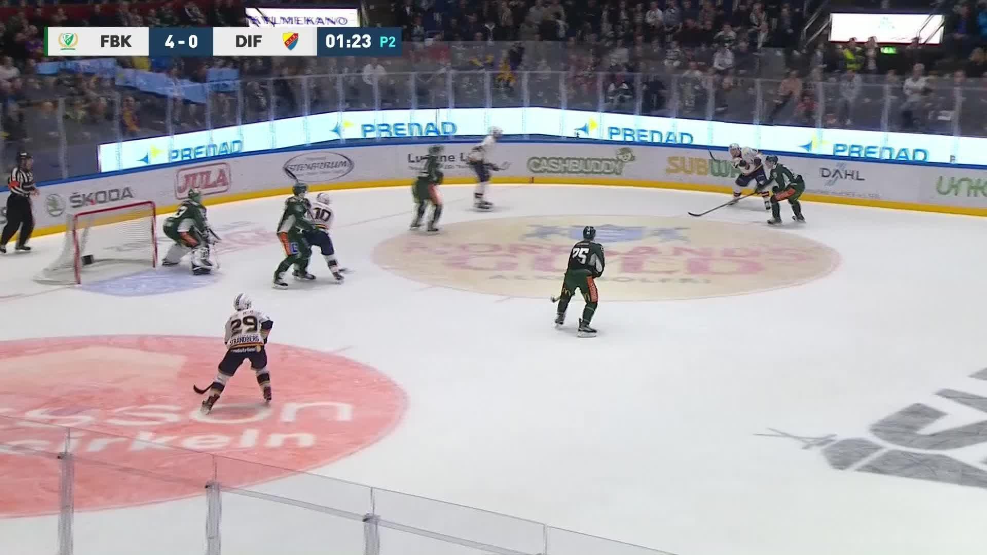 Färjestad BK - Djurgården Hockey 4-1