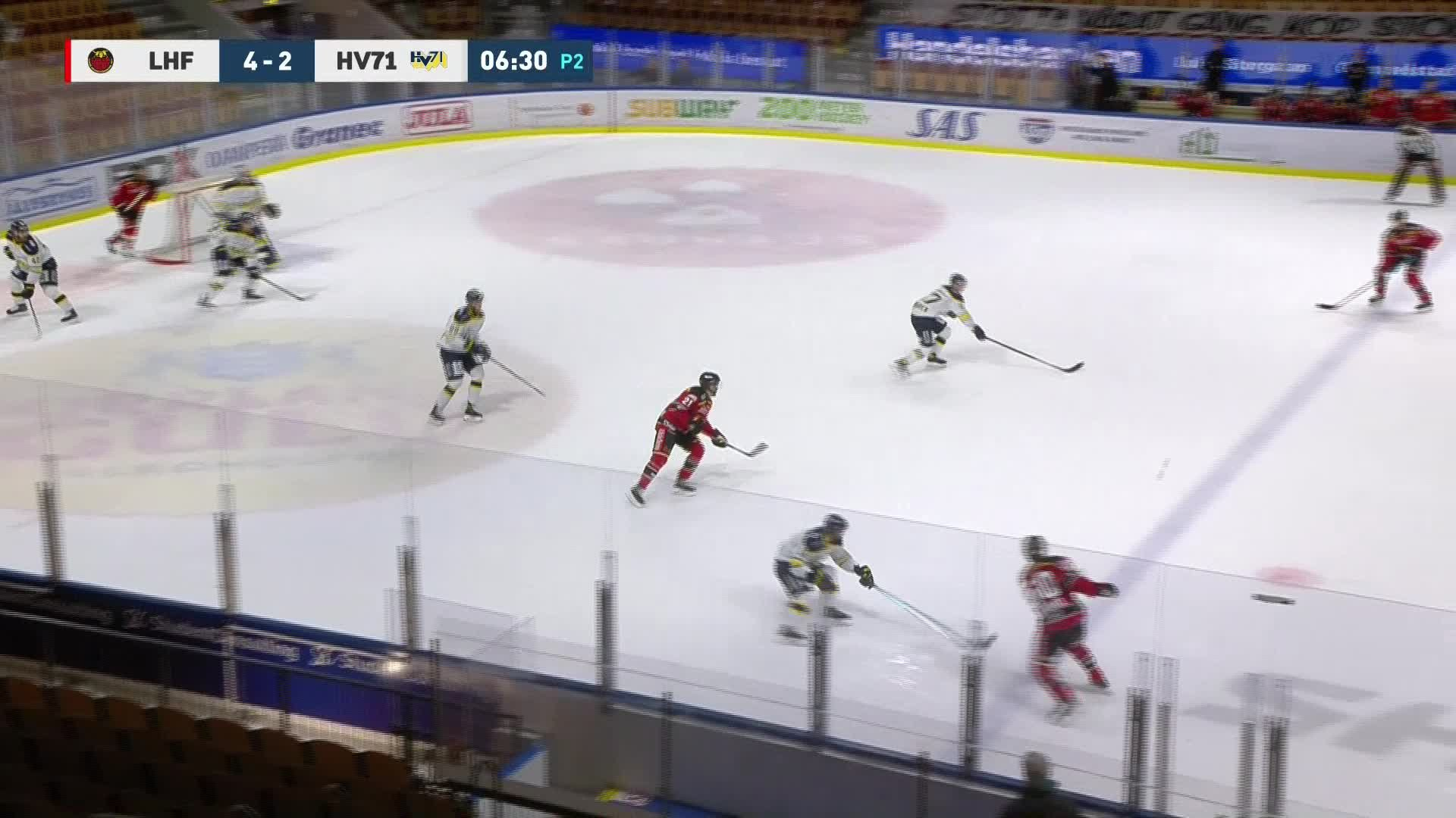 Luleå Hockey - HV71 5-2