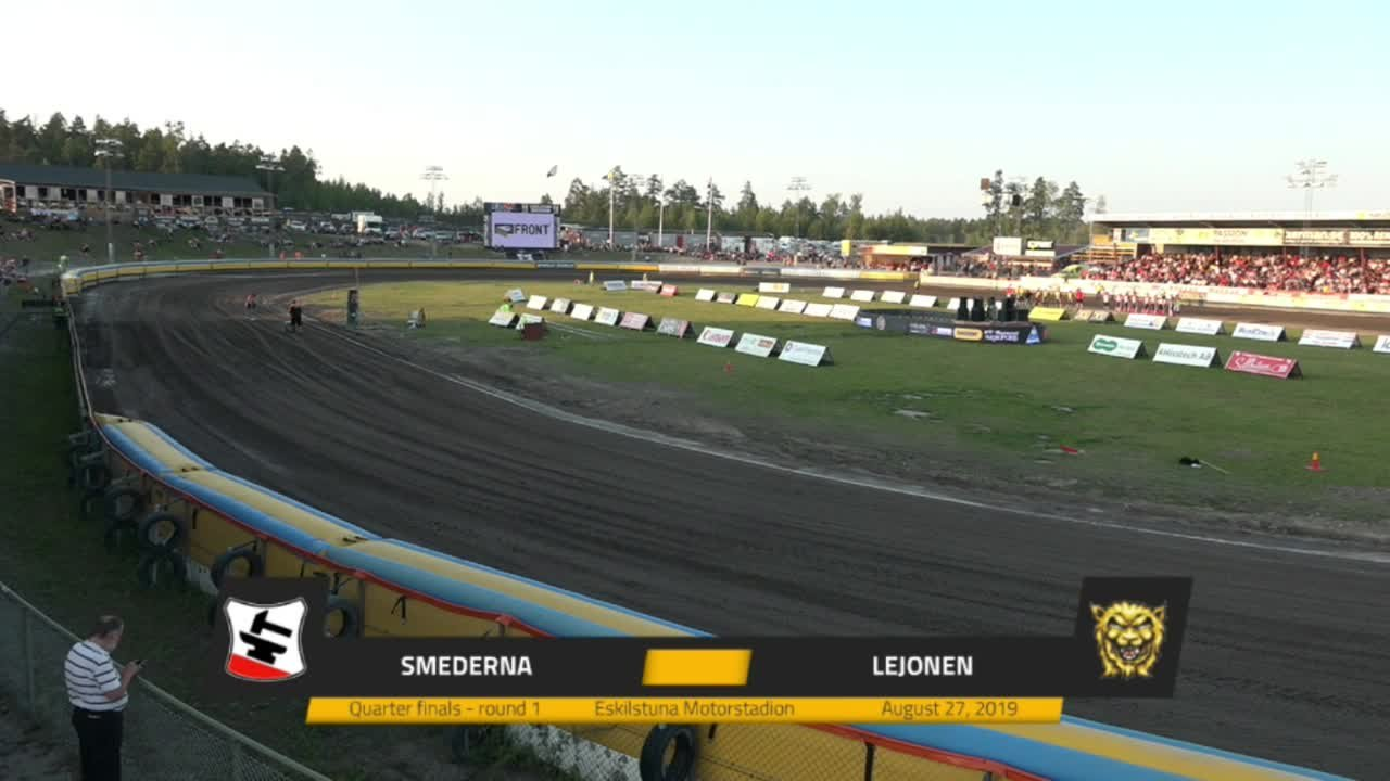 Highlights - Eskilstuna Smederna - Lejonen