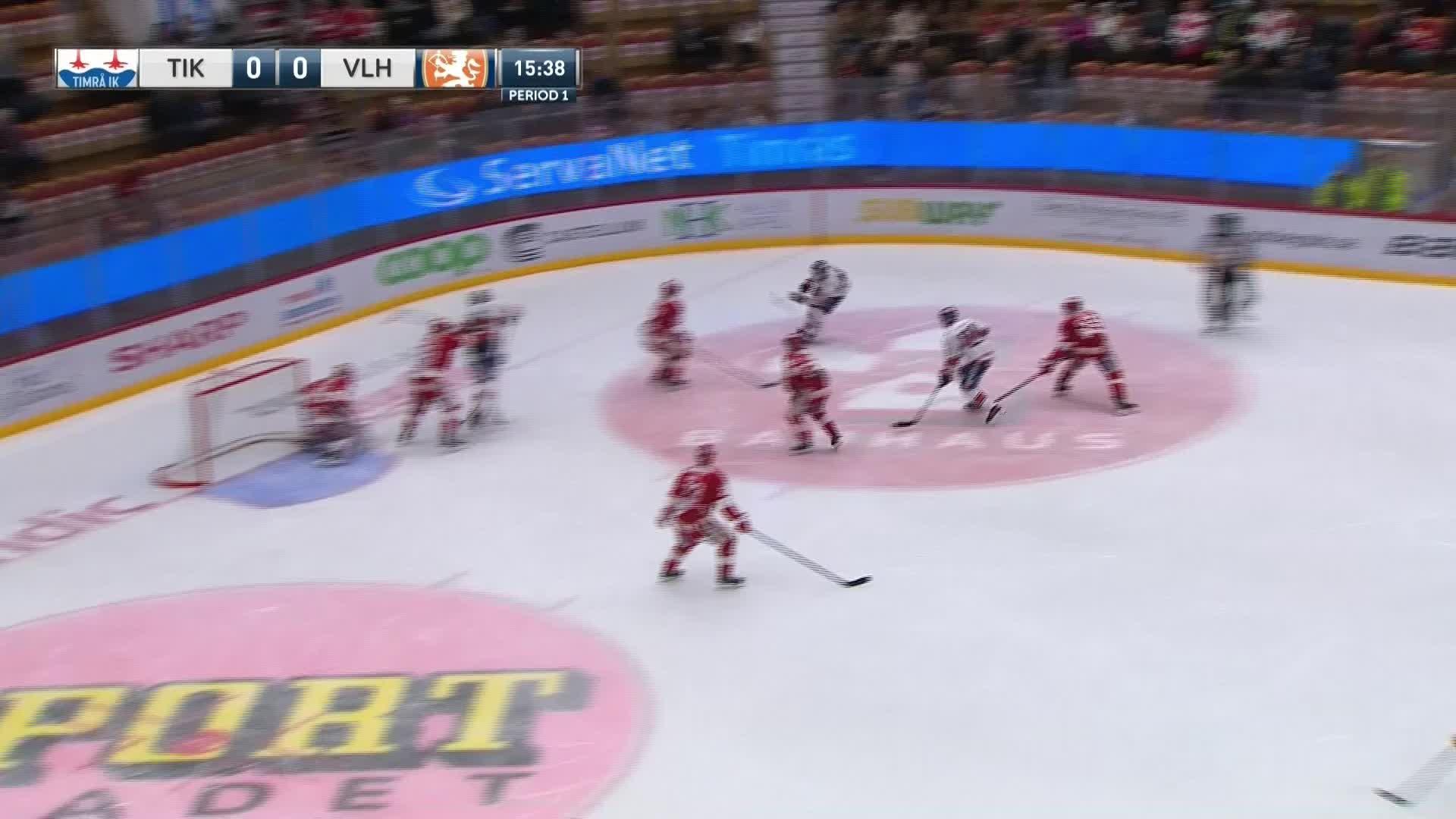 Timrå IK - Växjö Lakers 0-1