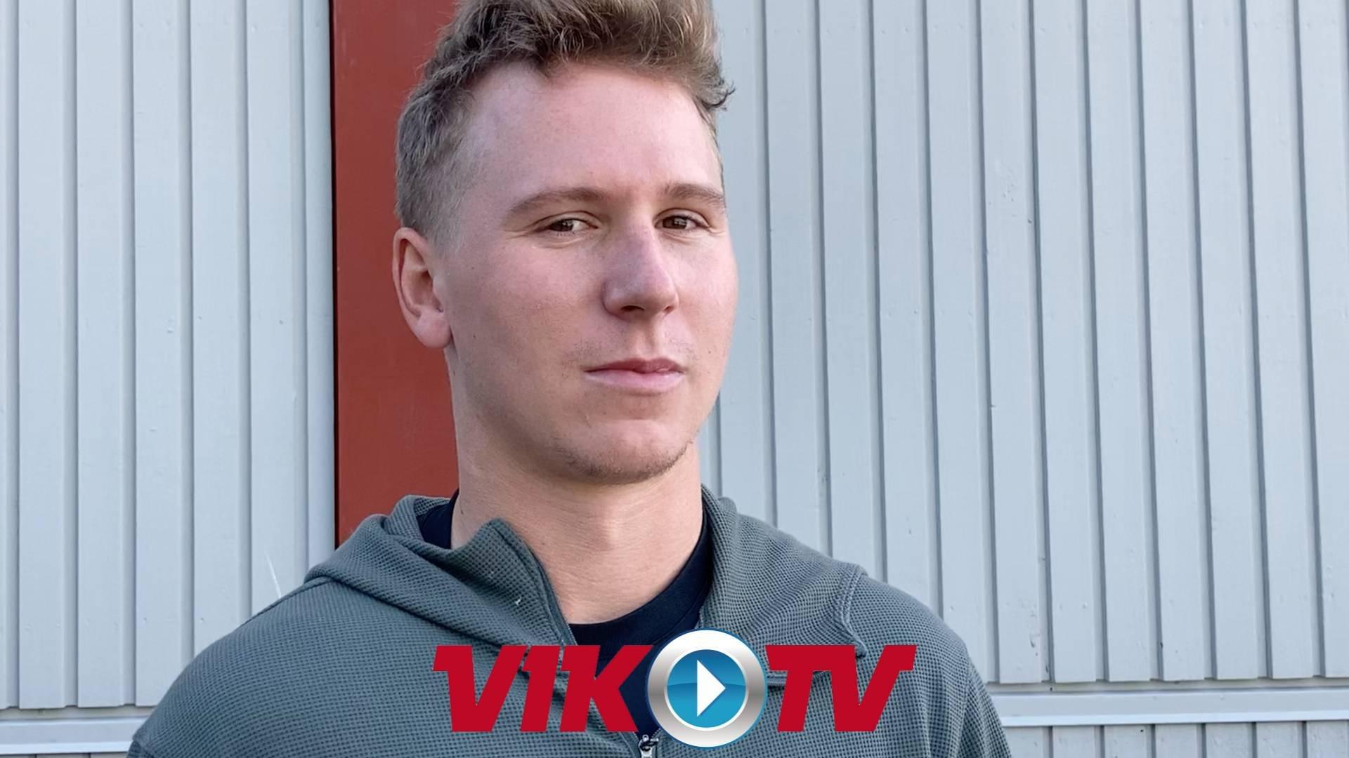 Intervju med Josh Wilkins.