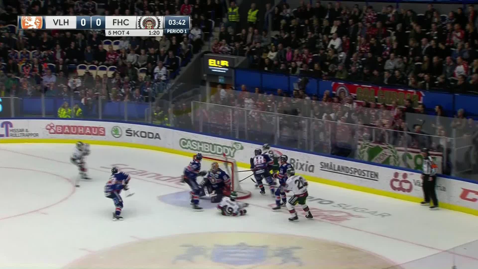 Växjö Lakers - Frölunda HC 0-1