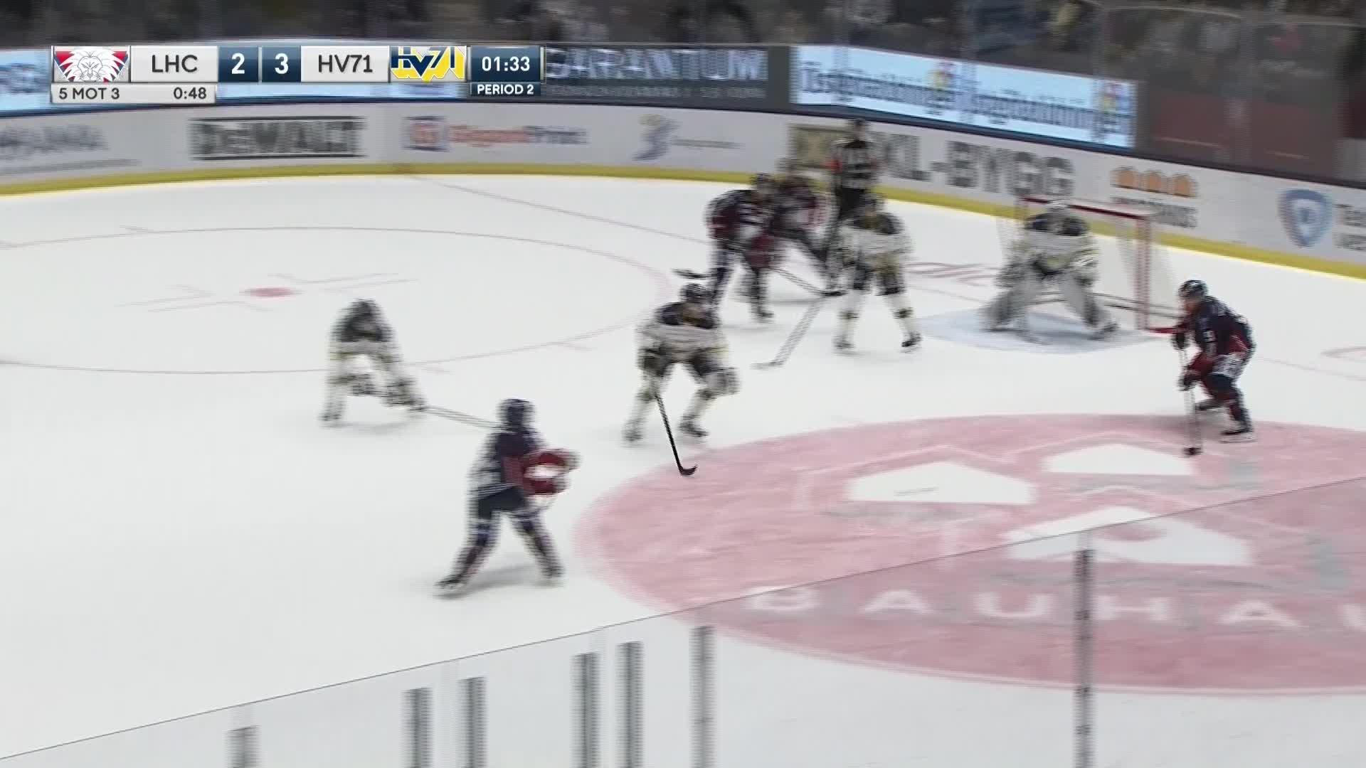 Linköping HC - HV71 3-3