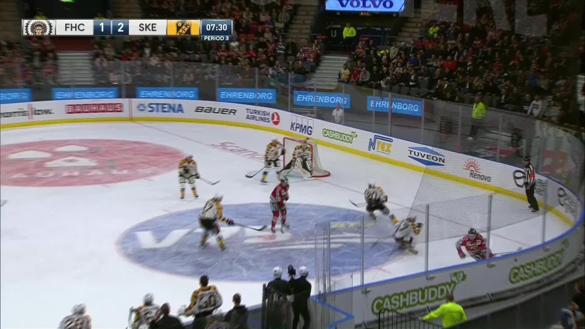 Frölunda HC - Skellefteå AIK 2-2