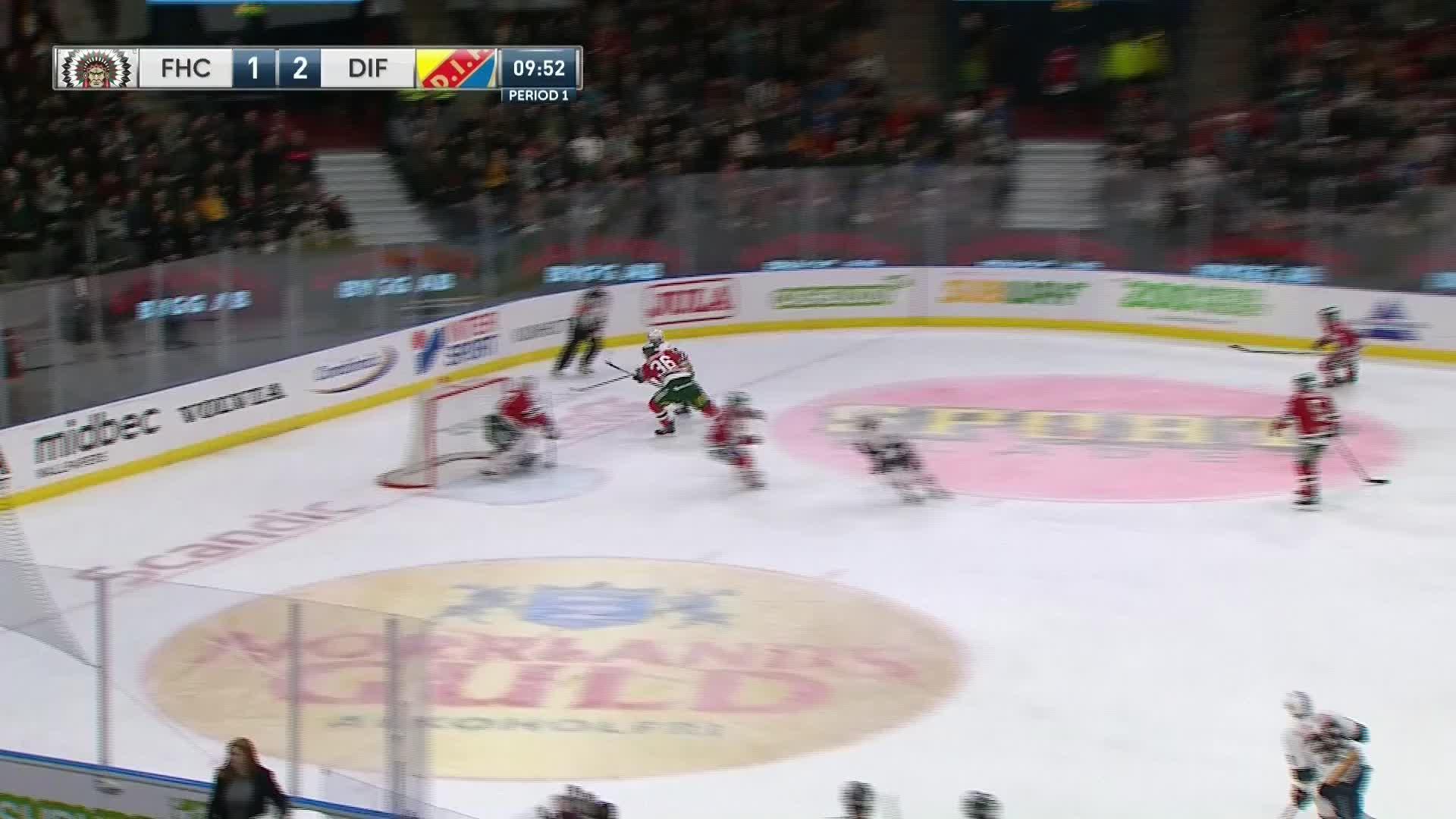 Frölunda HC - Djurgården Hockey 1-3