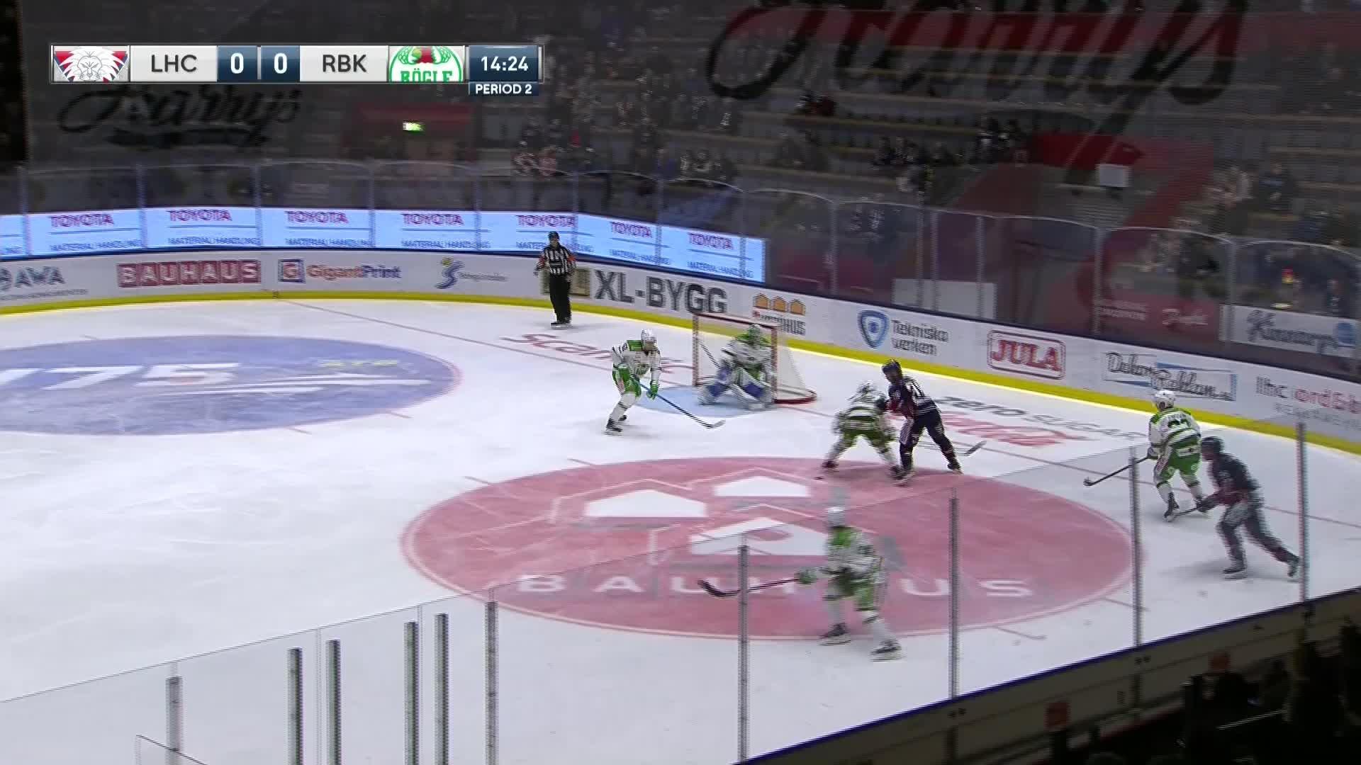 Linköping HC - Rögle BK 1-0