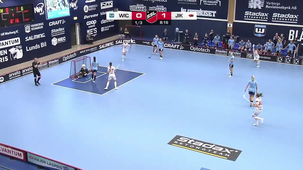 Highlights: Warberg IC - Jönköpings IK