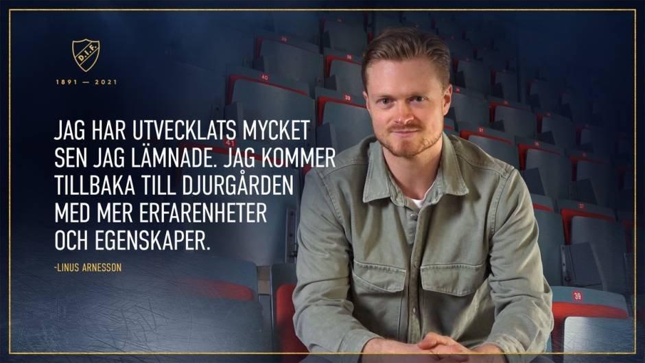 Intervju med Linus Arnesson