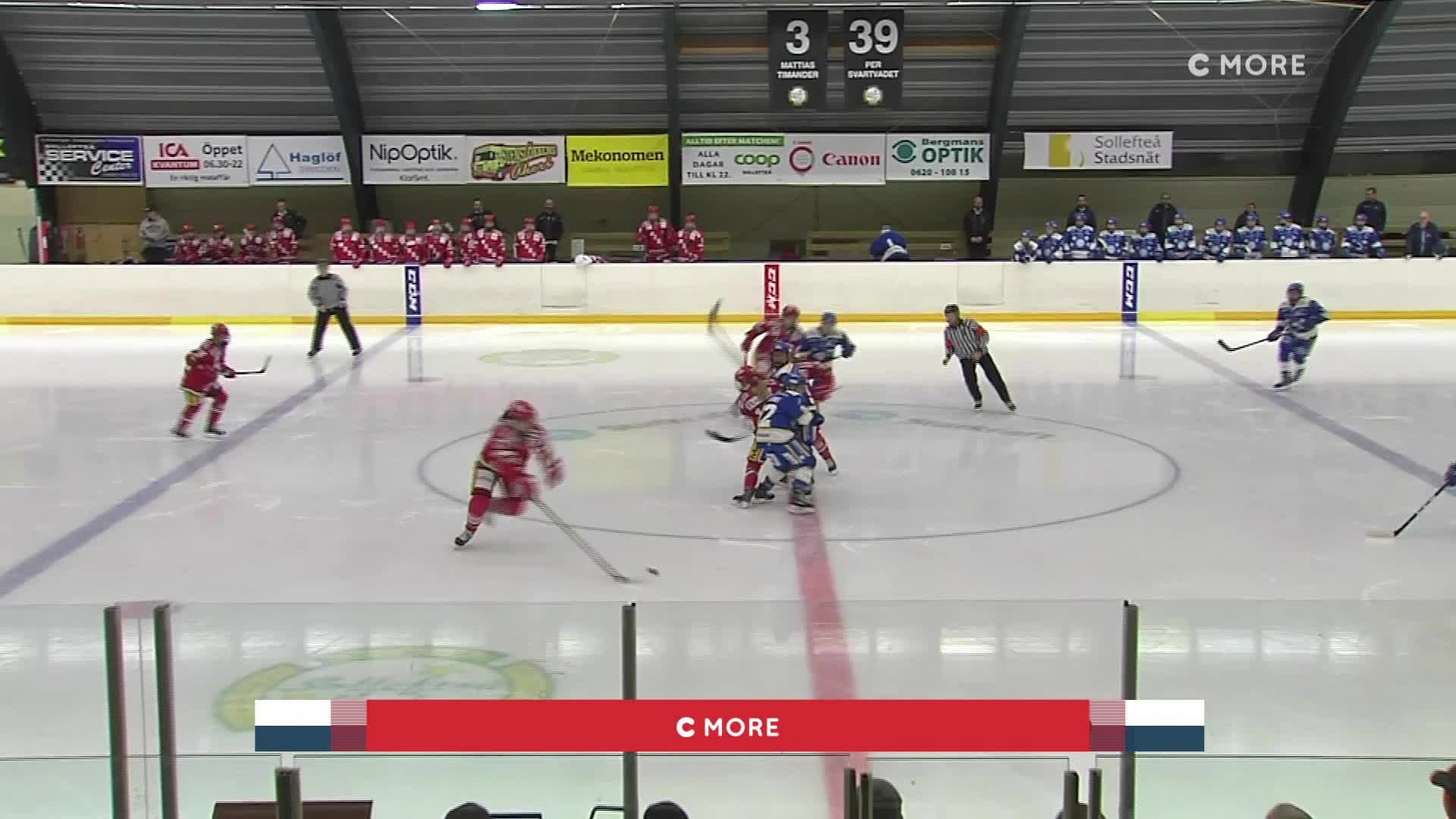 Highlights MODO-Leksand 1 februari