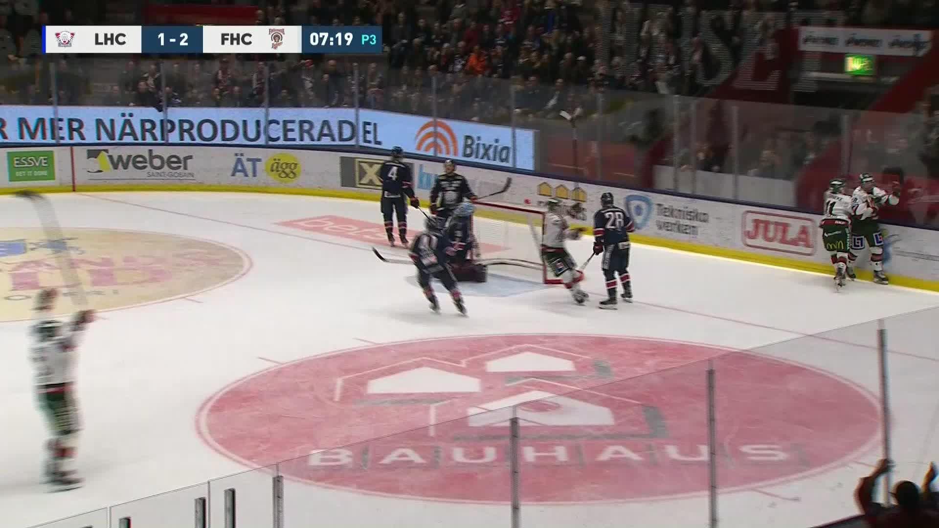 Linköping HC - Frölunda HC 1-3