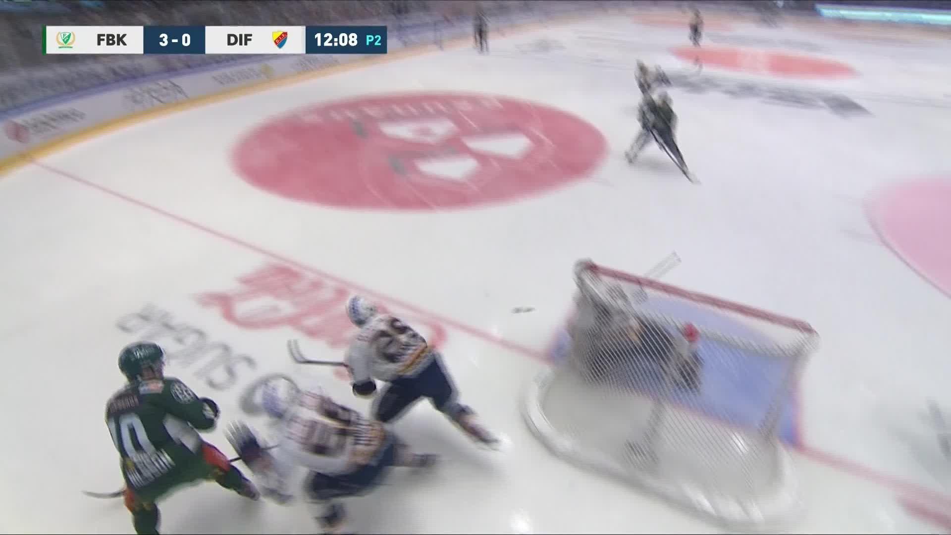 Färjestad BK - Djurgården Hockey 3-0