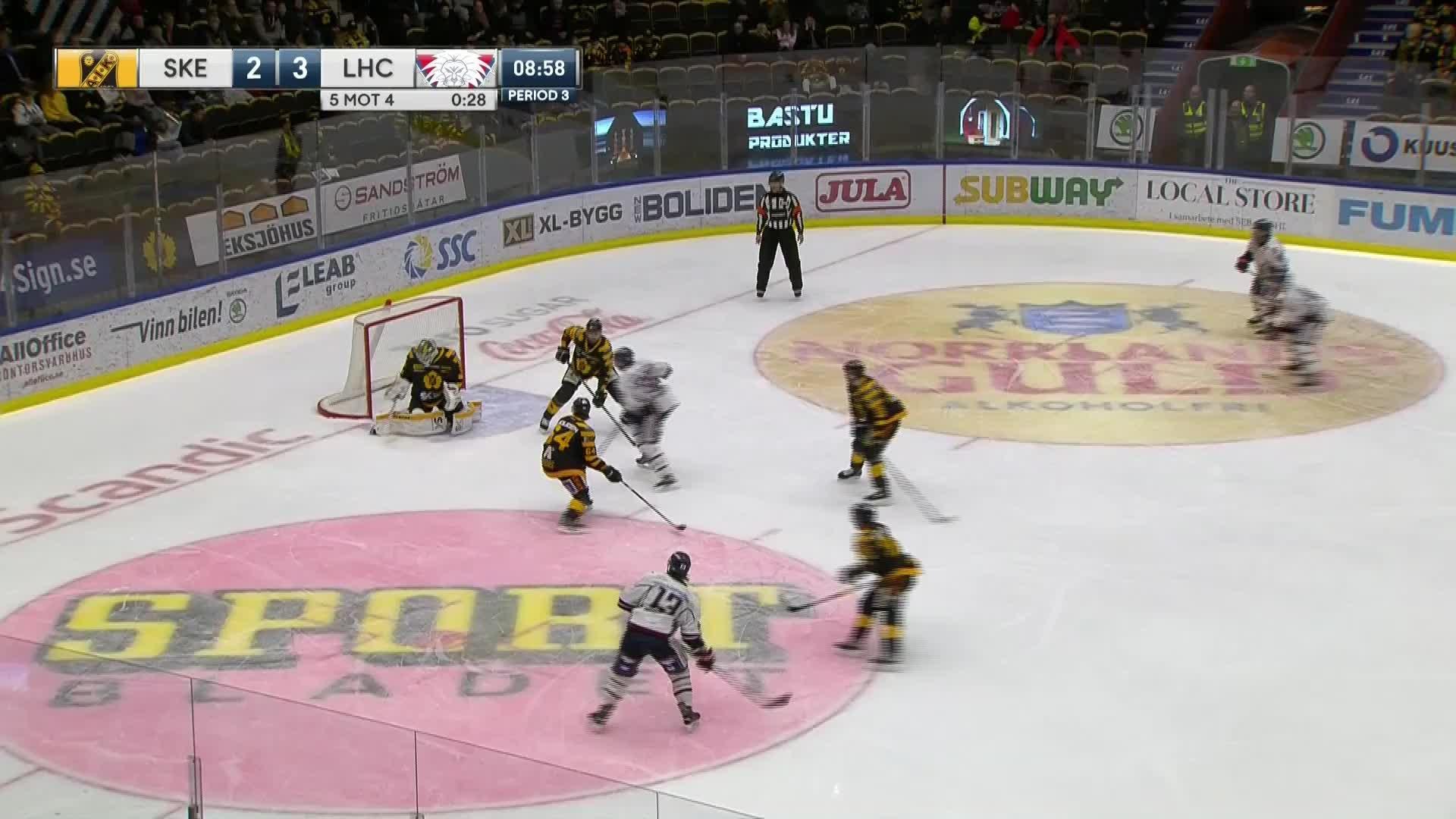 Skellefteå AIK - Linköping HC 2-4