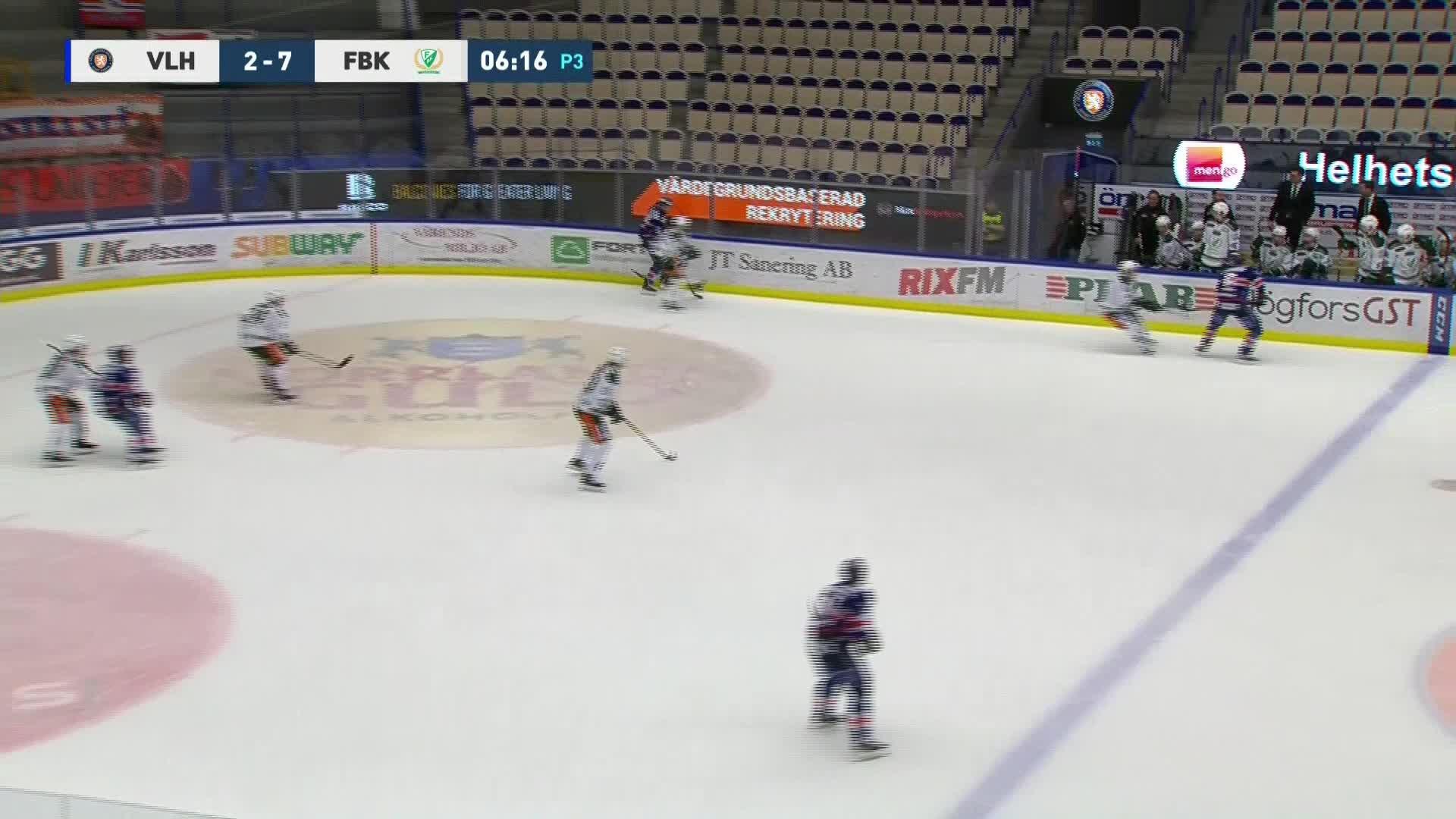 Växjö Lakers - Färjestad BK 3-7