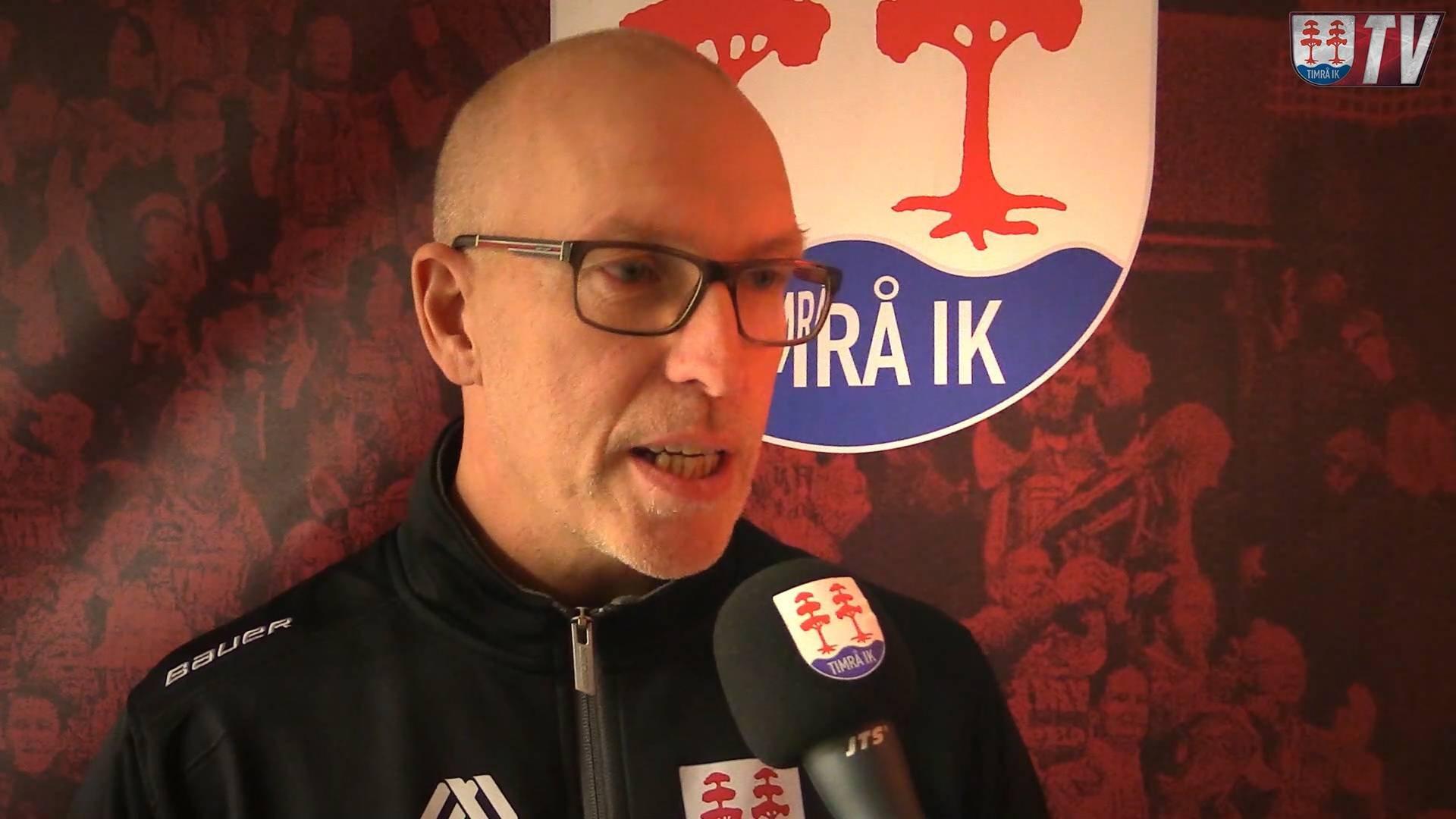 Fredrik inför Kristianstads IK