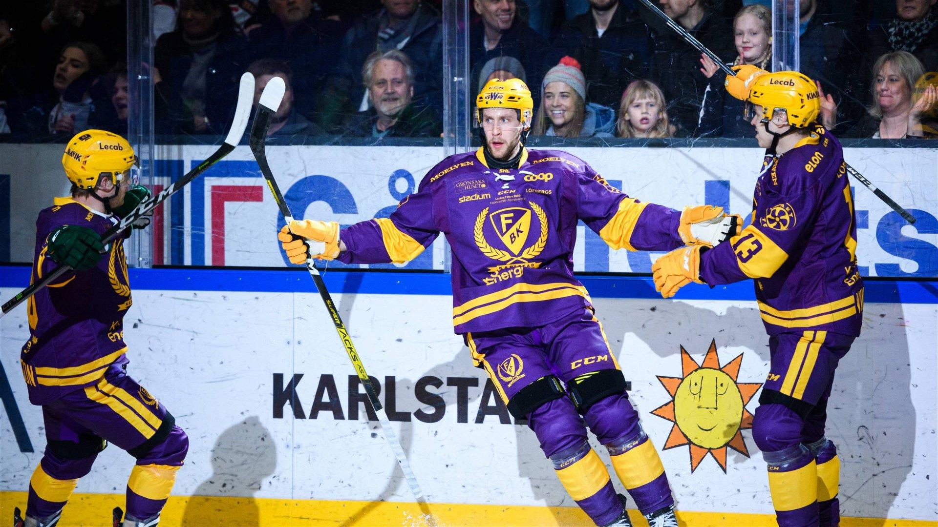 Färjestad BK - Djurgården Hockey