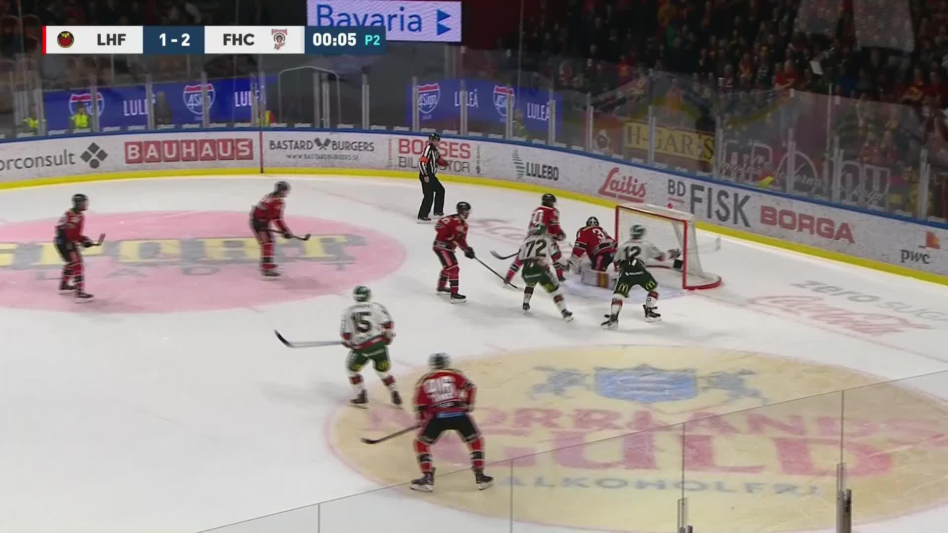Luleå Hockey - Frölunda HC 1-3