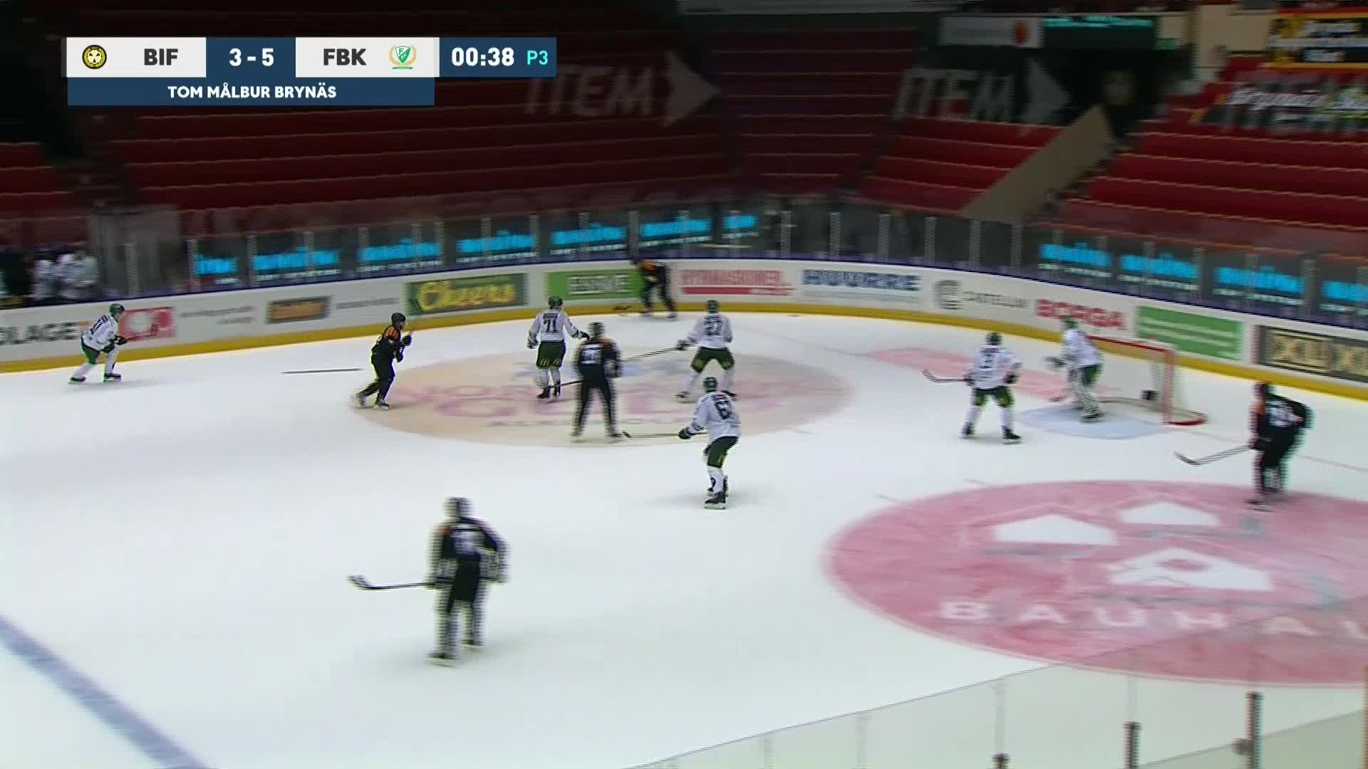 Brynäs IF - Färjestad BK 4-5