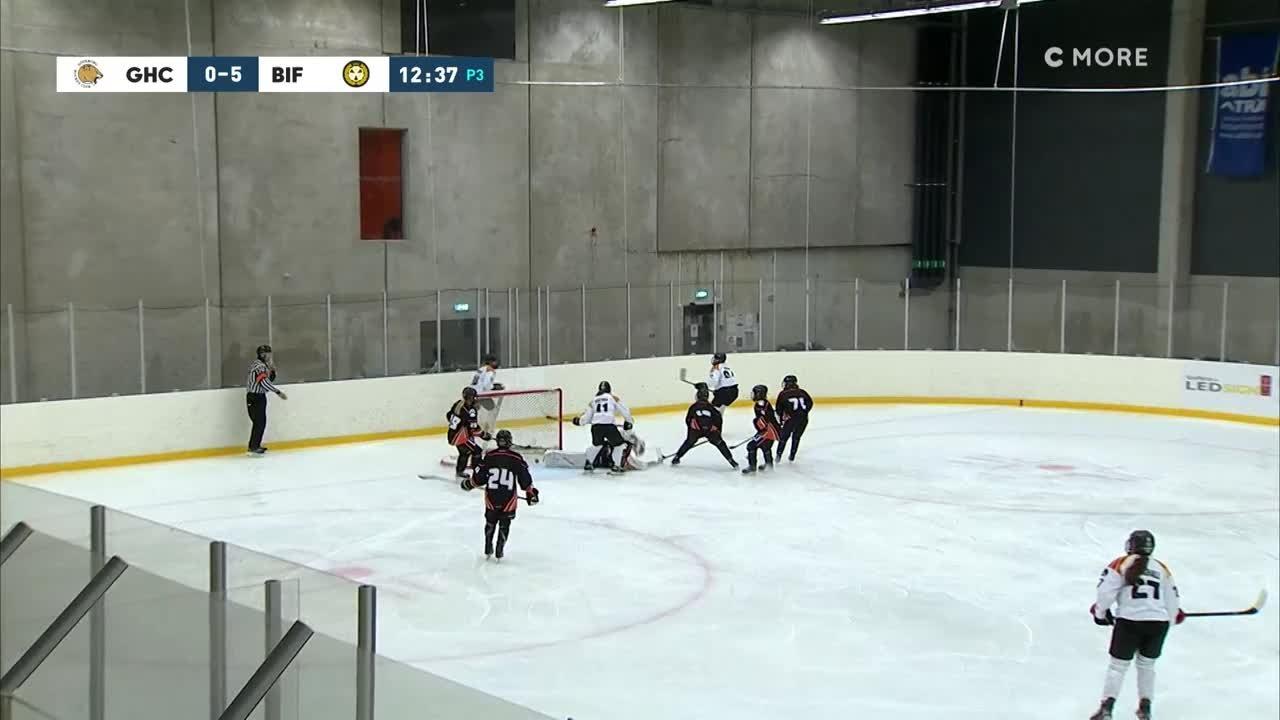 Highlights: Göteborg-Brynäs 4 okt