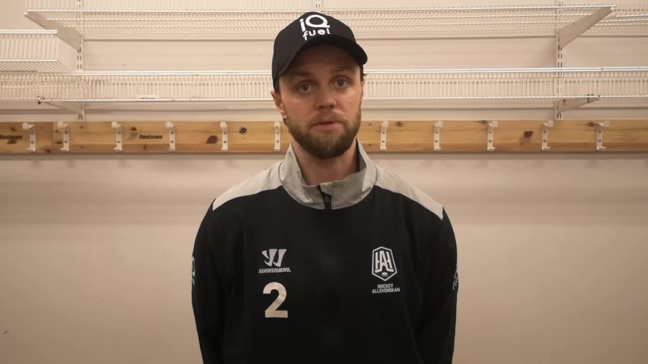 Domarintervju: Olov Lundqvist