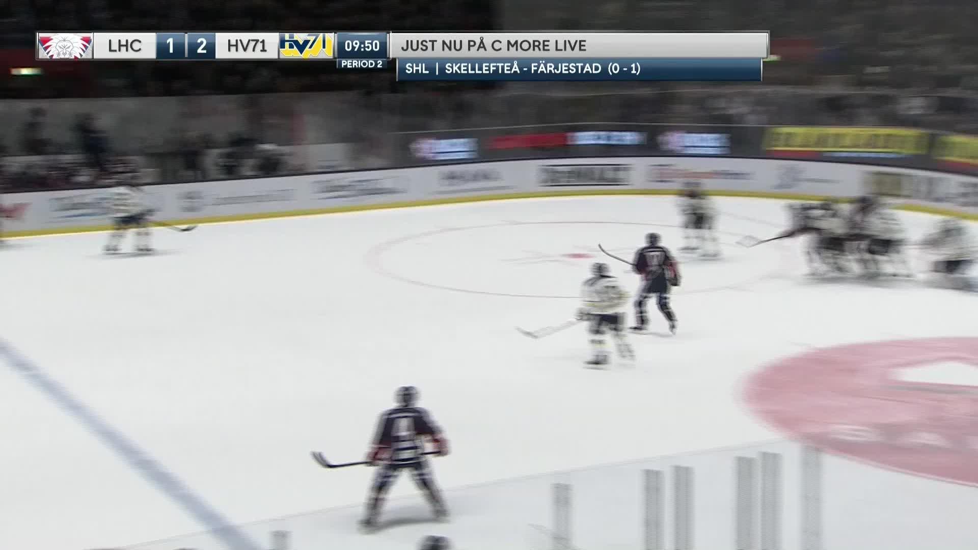 Linköping HC - HV71 2-2
