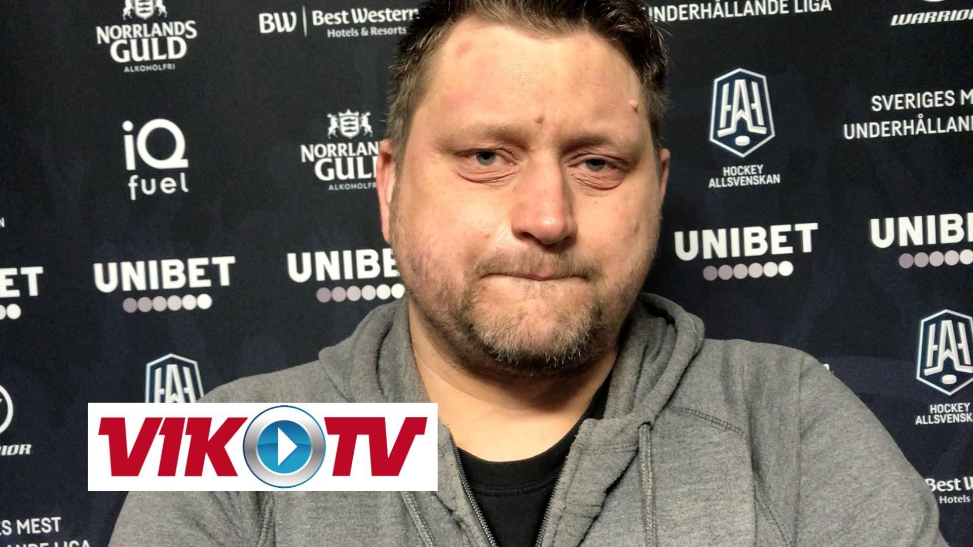 Intervju med Karlin inför match 6