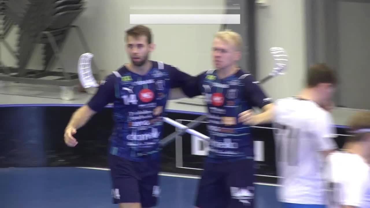 Highlights: Mullsjö AIS-FBC Kalmarsund