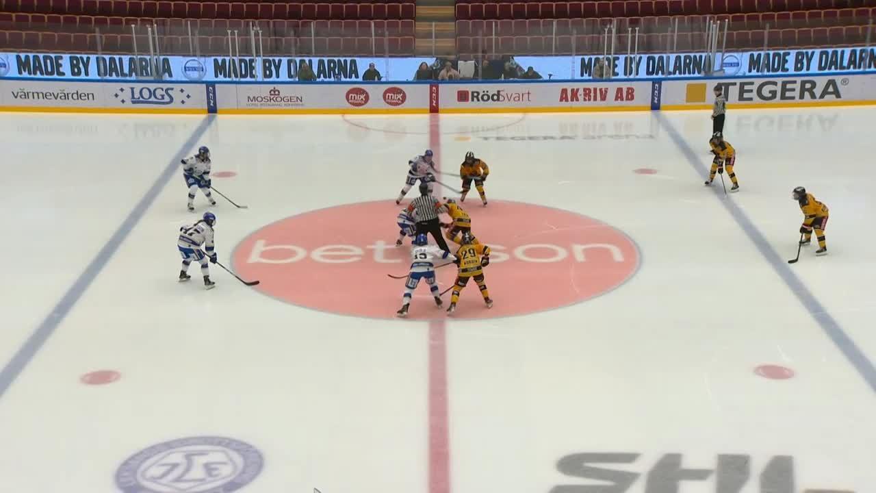 Highlights: Leksand-Luleå/MSSK 27 sept