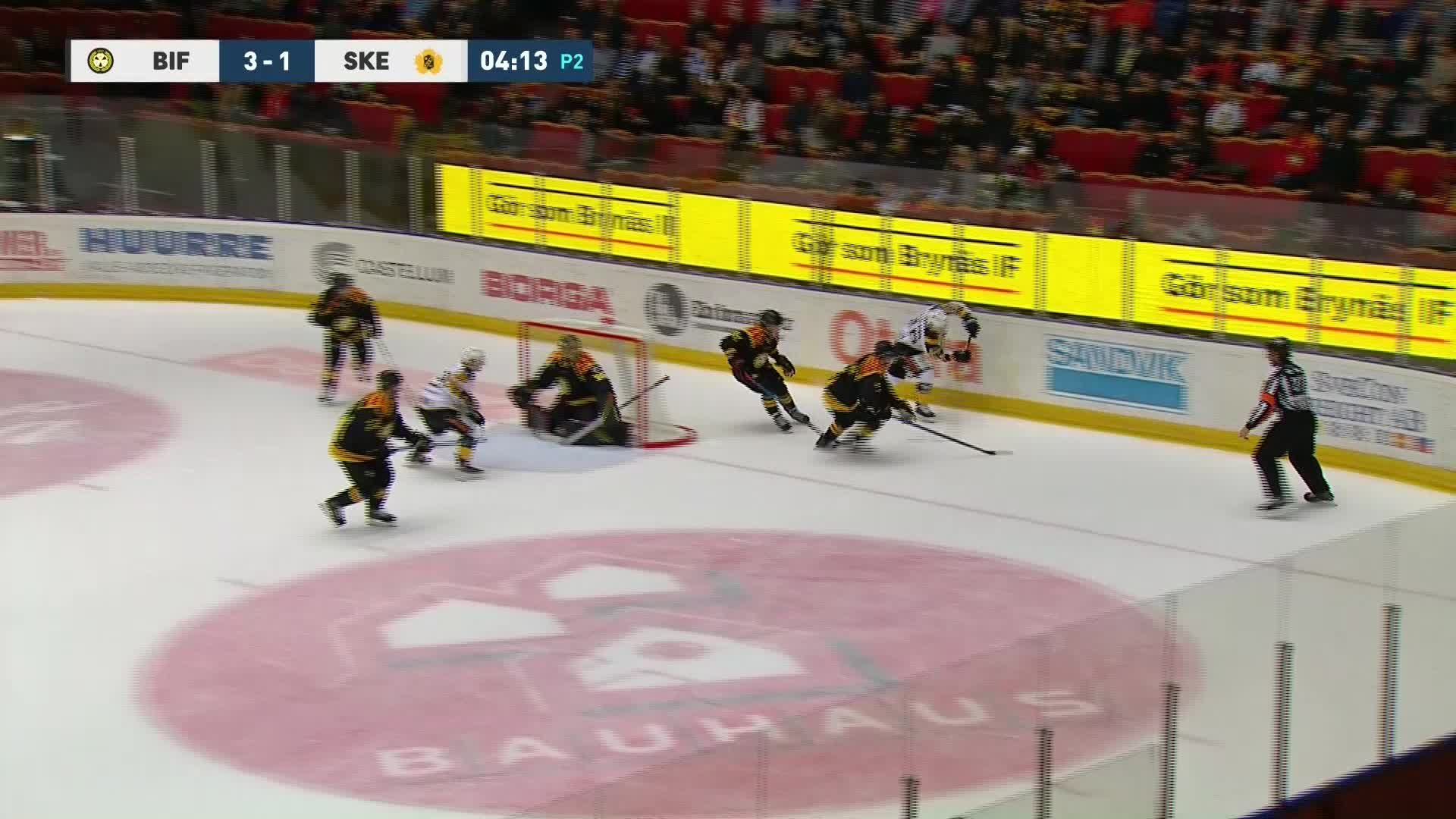Brynäs IF - Skellefteå AIK 3-2