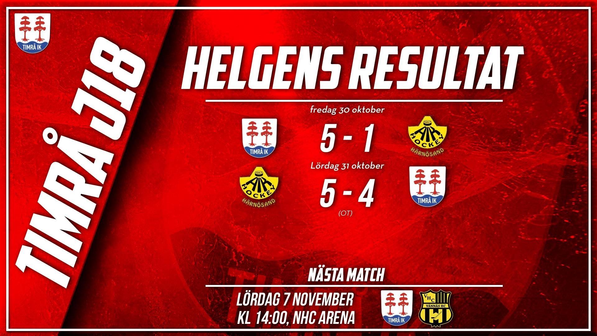 Highlights Timrå IK J18 - AIK Härnösand