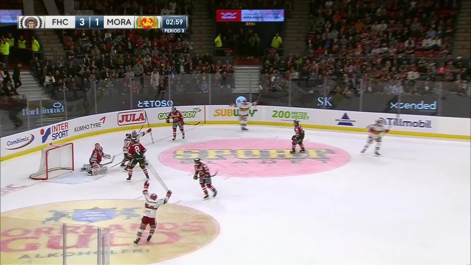 Frölunda HC - Mora IK 3-2