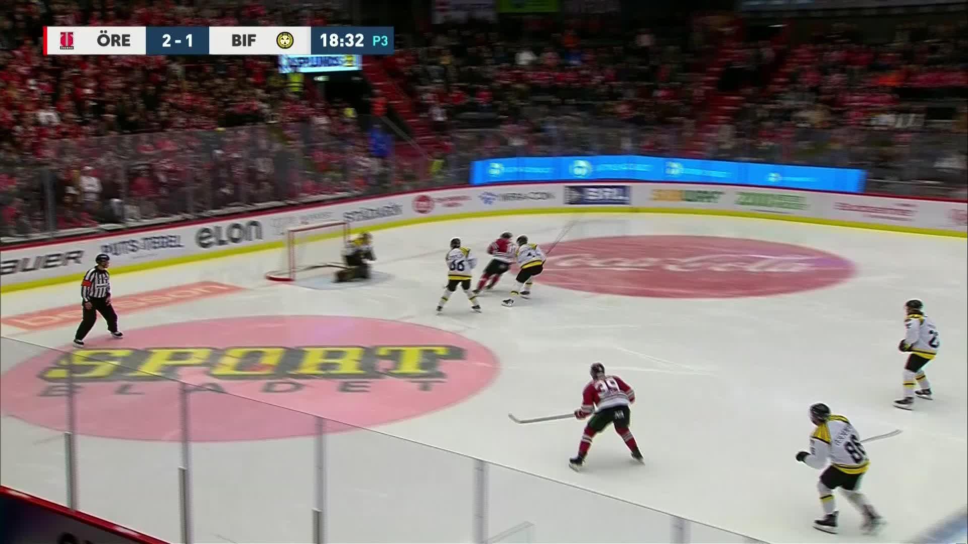 Örebro Hockey - Brynäs IF 3-1