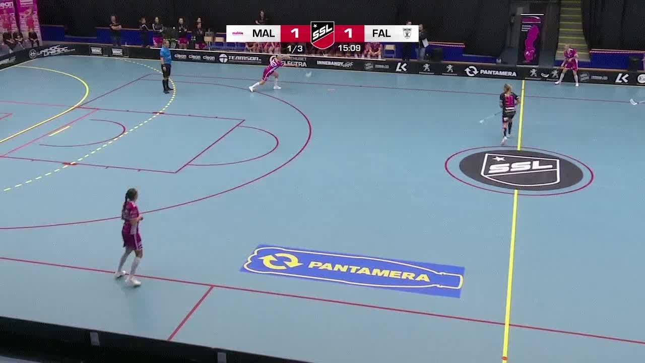 Highlights: Malmö FBC - IBF Falun