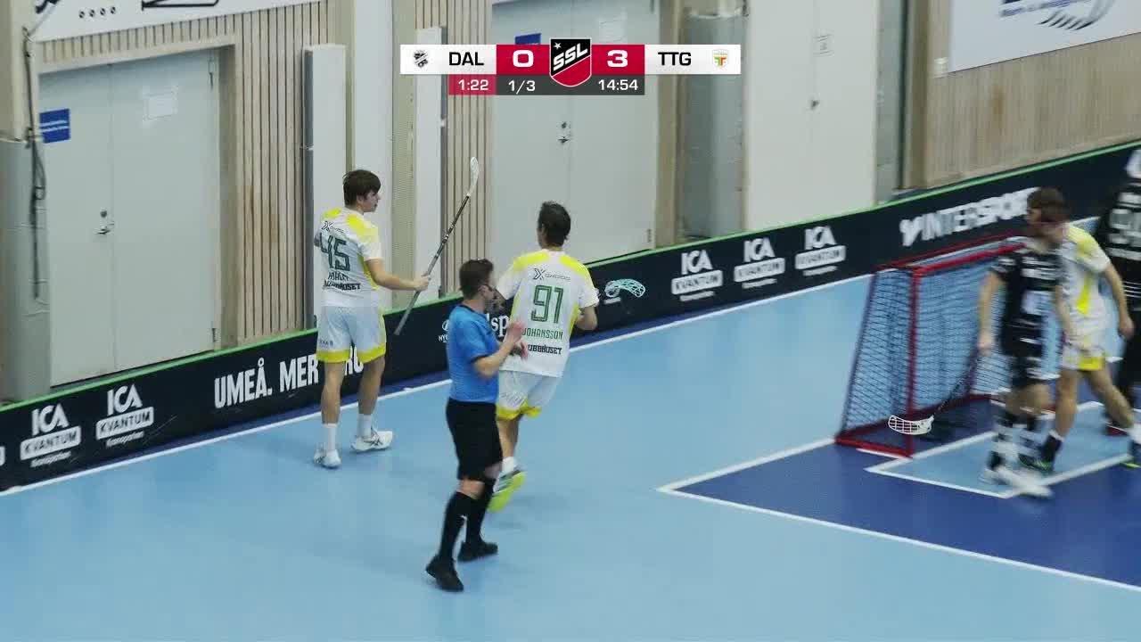 Highlights: IBK Dalen - Team Thorengruppen