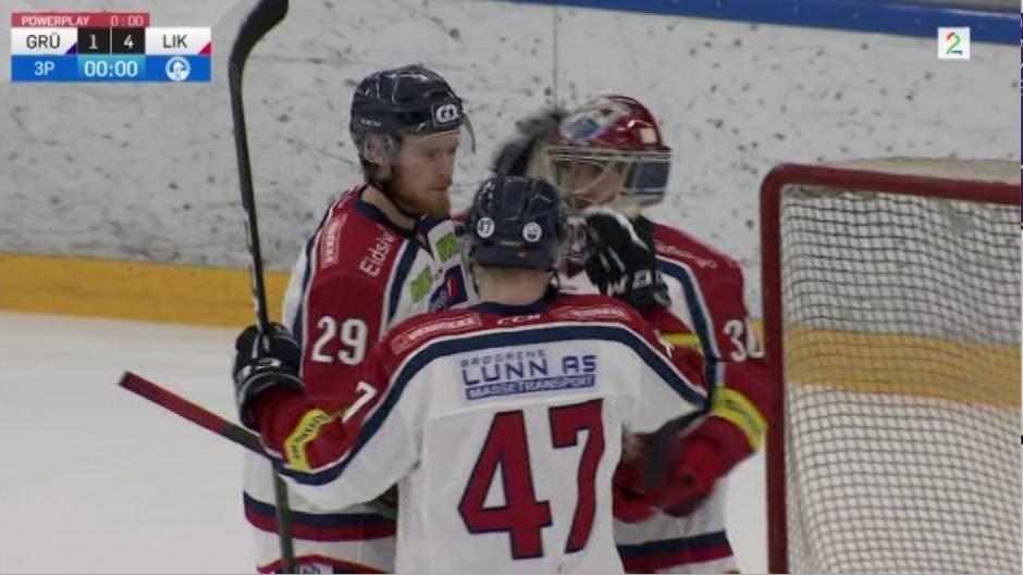 Grüner - Lillehammer