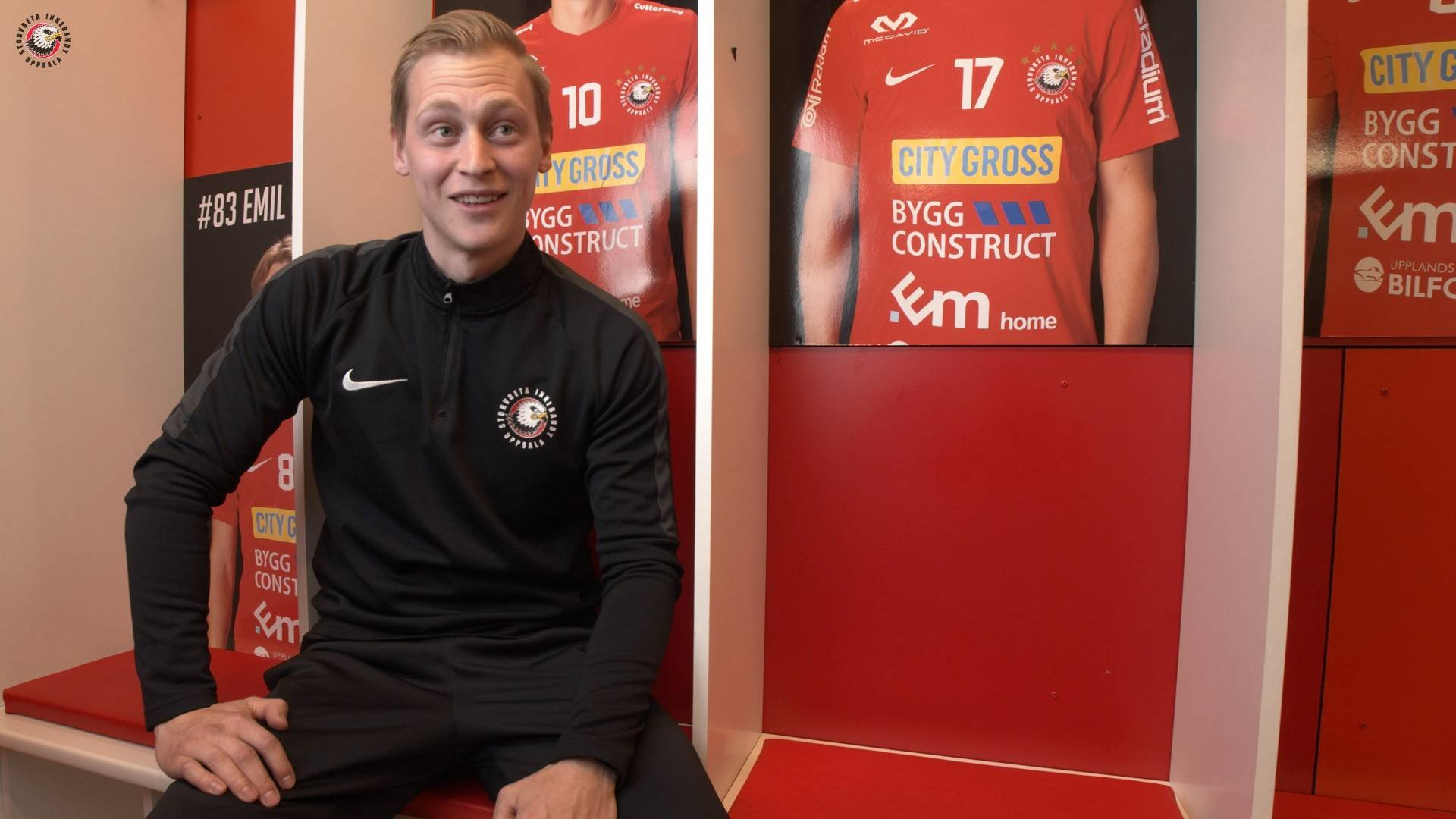 """Fredrik Lindholm """"Kärlek till klubben, kärlek till laget"""""""