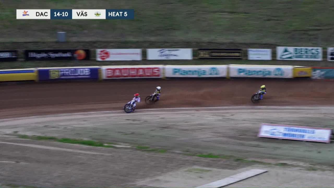 Highlights: Dackarna - Västervik