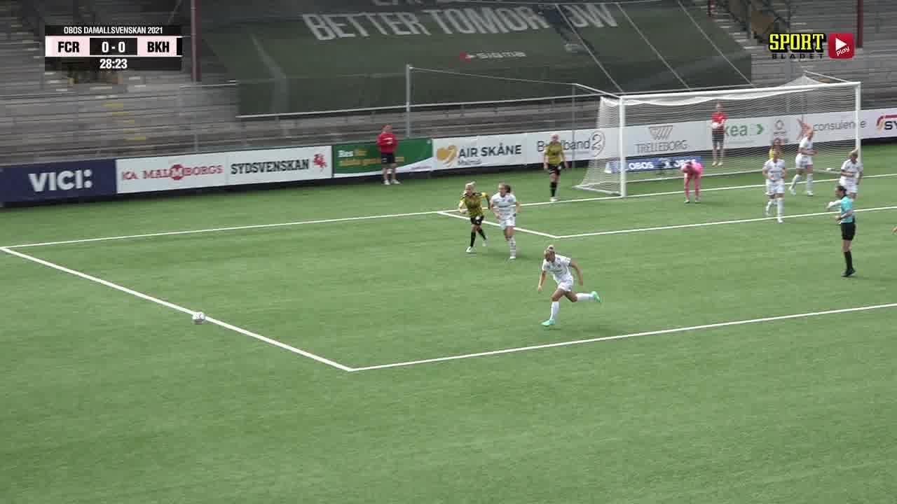Highlights: Rosengård-Häcken