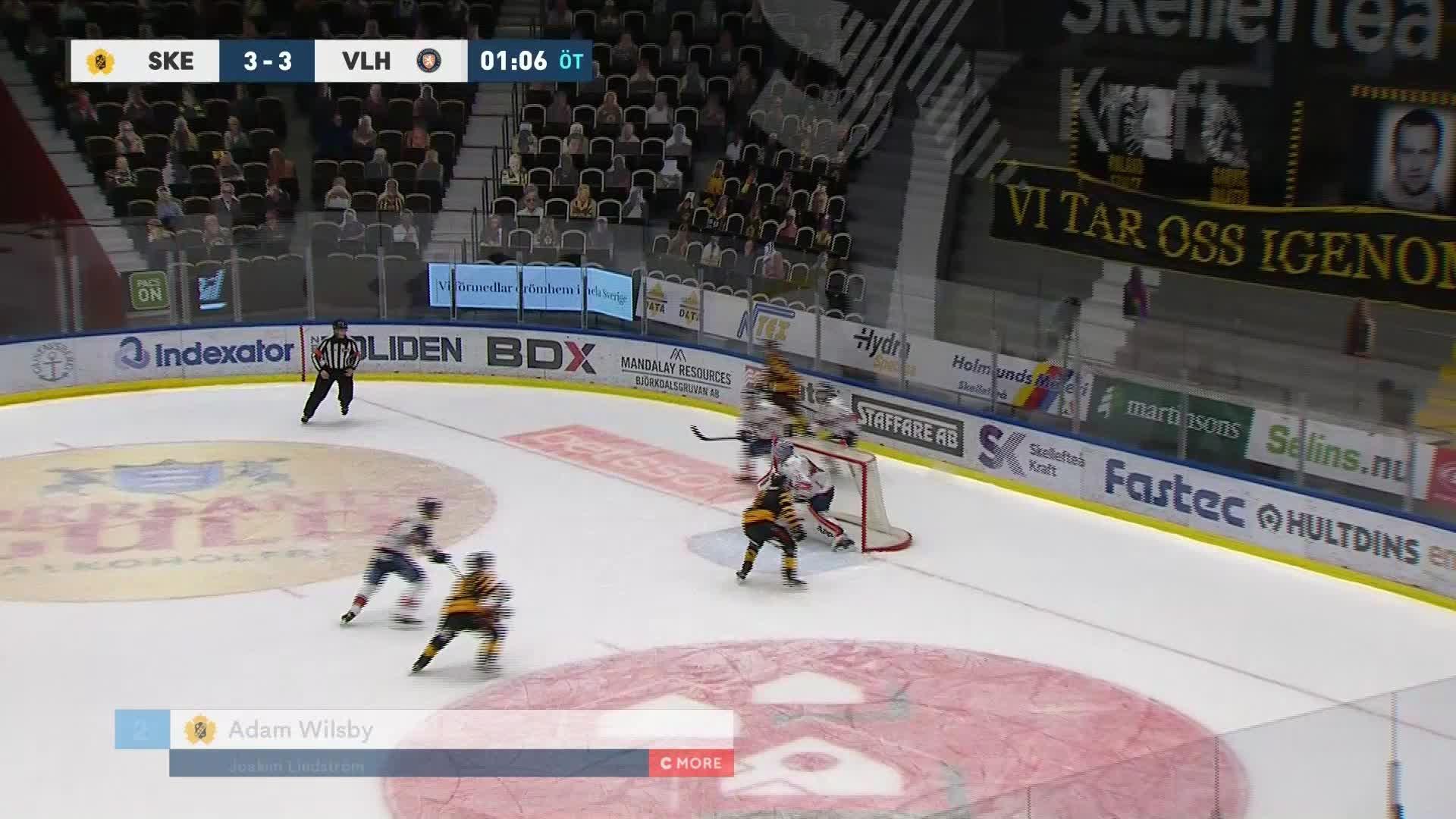 Skellefteå AIK - Växjö Lakers 4-3