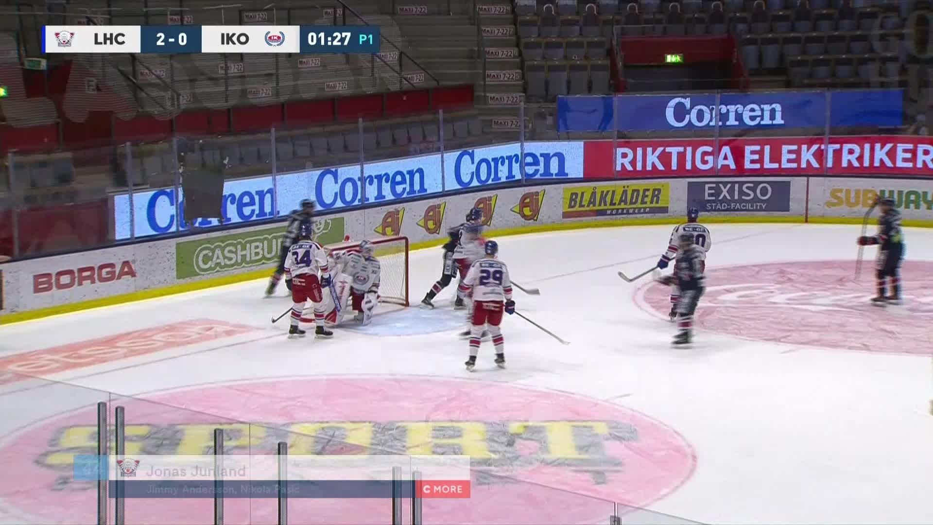 Linköping HC - IK Oskarshamn 3-0
